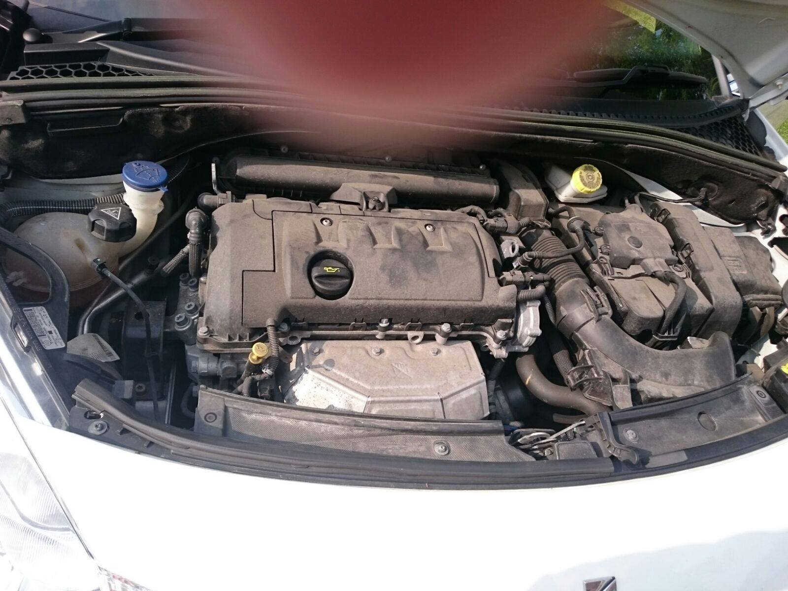 PEUGEOT 207 COOLANT/RESERVOIR ...