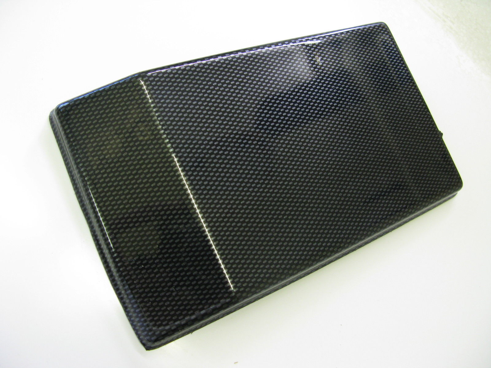 Ford Focus Mk1 Rs St Fuse Box Cover Carbon Fibre Effect Abs Plastic Parts Of A