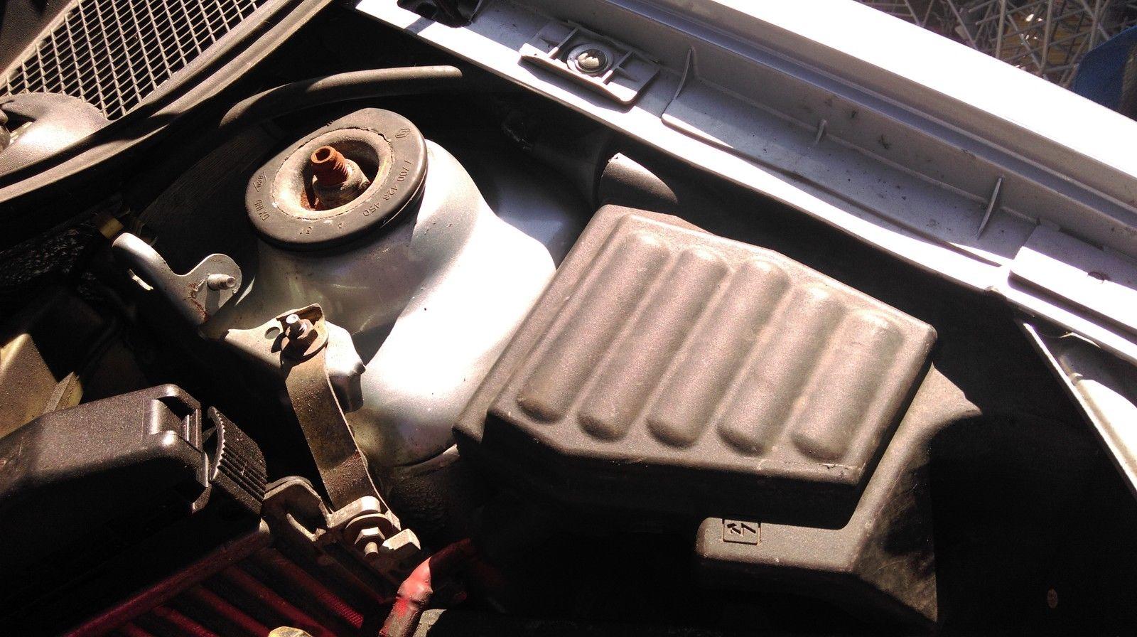 Renault Clio Fuse Box